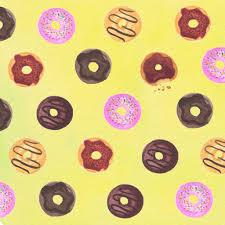 Donut Pattern Amazing Decorating Design