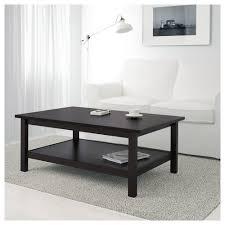 HEMNES Coffee table - black-brown - IKEA
