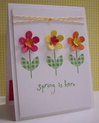 Spring Photo Cards 793 Best Cards Spring Images Cards Card Making