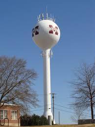 Starkville Water And Light Water Tower Mississippi State Univ Starkville Ms Flickr
