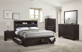 queen bed set with storage. Beautiful Bed Noma Collection Dark Merlot Queen Platform Storage Bedroom Set Intended Bed With N