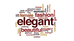 Elegant Animated Word Cloud Text Design Animation Motion