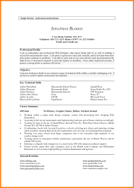 Resume Profile Examples For Students 100 profile in resume letter of apeal 42