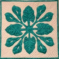 TRADITIONAL HAWAIIAN BABY QUILT PATTERNS | Sewing Patterns for Baby & Hawaiian Quilt Patterns, Hawaiian Quilts, Kits from Quilt Adamdwight.com