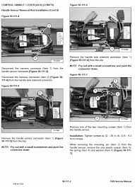 T320 Bobcat Wiring Schematic Bobcat 873 Wiring Harness Diagram