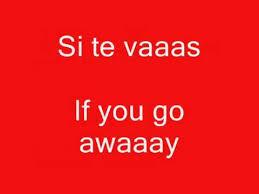 Spanish Quotes With English Translation Impressive Learning Spanish Love SongsLevel 48Translated to English YouTube