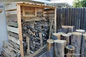 pallet shed. 15 wood pallet shed, outdoor living, shed