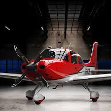 Aircraft Exterior Lighting System My2020 Cirrus Aircraft