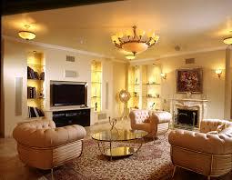 Led Lighting For Living Room Living Room Ligthing Led Light In Modern Elegant Living Room