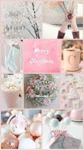 Pink Christmas Wallpapers (60+ ...