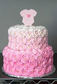 Baby Shower Cake Pictures Cupcakes Girl Cakes Gallery Bakeries Near