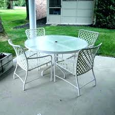 patio table top replacement acrylic patio table top replacement inch round patio table medium size of