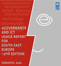 Egovernance And Ict Usage Report For South East Europe – 2Nd Edition ...