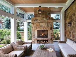 outdoor fireplace covers awesome best 25 outdoor fireplaces ideas on