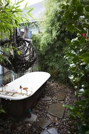 Appealing Outdoor Bathtubs Ideas Images - Best inspiration home .