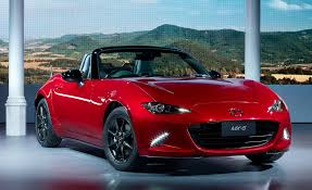 mazda new car release7 Things You Need to Know About the 2016 Mazda MX5 Miata