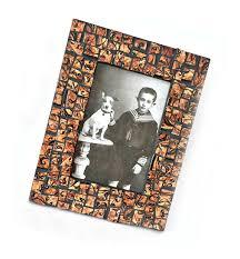 brown black mosaic photo frame brown black filigree mosaic frame 4 x 6 photo mosaic frame 4 x 6 brown black print mosaic picture frame