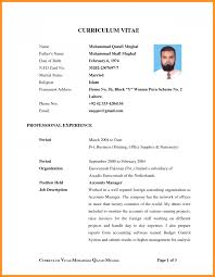 Biodata Form For Job Application Gallery Form Example Ideas