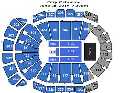 Ozzy Osbourne Sprint Center