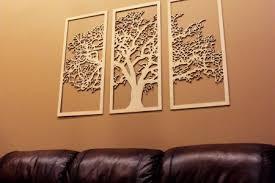 tree of life 3d 3 panel tree wood wall art beautiful tree on wall art tree of life wooden with wooden tree wall art chapmanbfashowcase
