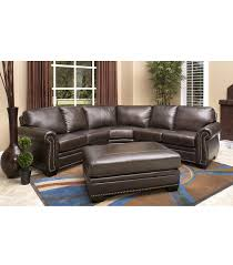 Leather Sectional Living Room Sectionals