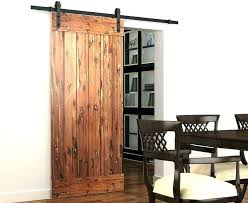 barnwood door hardware barn doors interior sliding glass wood more true track set