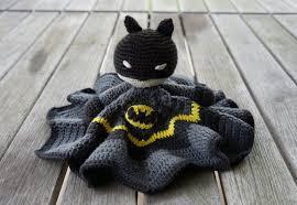 Free Crochet Batman Pattern