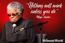 Maya Angelou Famous Quotes Enchanting Quotes By Maya Angelou That Still Inspire Us Today Woman's World