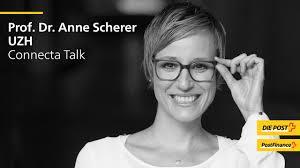 Connecta Talk mit Prof. Dr. Anne Scherer - YouTube