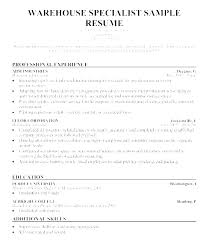 Skill Resume List How To Effectively Professional Skills On Your ...
