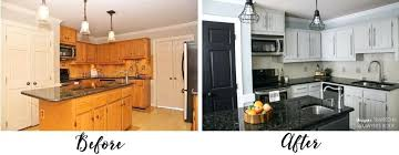 how to paint kitchen cabinets without sanding painting diy this blogger tackled painted