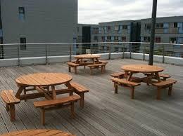 Biergarten Tables Aka Beer Garden Tables Love These  Products I Beer Garden Benches