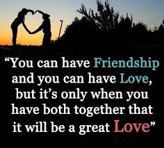 Love Friendship Quotes Interesting Loving Friendship Quotes And Sayings Hover Me