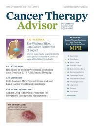 Vantas Implant Cancer Therapy Advisor January February 2018 Issue By