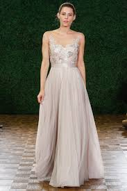 nude and blush wedding dresses from watters junebug weddings