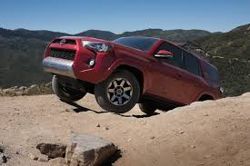 Toyota's 2017 4Runner TRD Off-Road can handle anything you throw at it