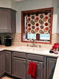 Roller Blinds For Kitchens Customized Roller Blinds Curtains