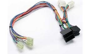 toyota geo bluetooth® wiring harness integrates bluetooth cell phone toyota geo bluetooth® wiring harness front
