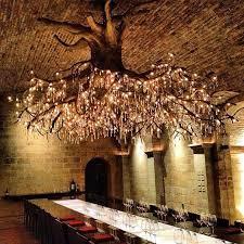 g vine chandelier chilean red kathryn hall vineyards
