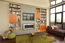 Built In With Fireplace Fireplace Design Chicago Built Ins And Custom Cabinets