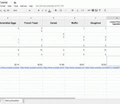 Create Sign Up Sheet How To Setup Spreadsheet Set Up On Excel Accounting Create Signup