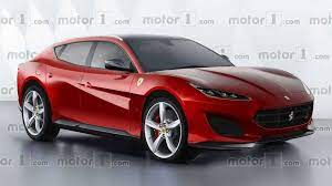 Ferrari is developing their new sports suv which they named it purosangue. 2022 Ferrari Purosangue To Be Followed By Two Electric Suvs
