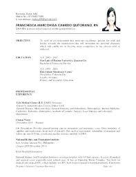 Orthodontist Cover Letter Resume Of Orthodontist Cover Letter Sample