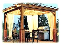 gazebo curtains outdoor outdoor gazebo curtains step cabana pipe fabric and curtain outdoor gazebo curtains outdoor