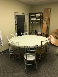 furniture exquisite 5ft round table in inches 44 72in with 9 chairs round table in inches