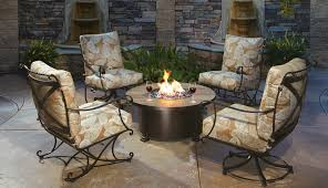Full Size Of Commercial Outdoor Patio Furniture With Fire Pit Metal Arm Chairs