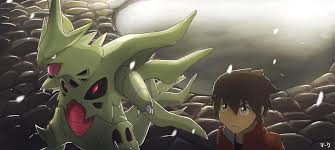 Pokemon: Mega Tyranitar by mark331 on DeviantArt