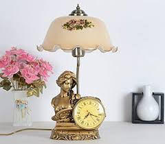 Mit Uhr Lampe Schlafzimmer Lampen Retro Dimmen Von Lampen Den