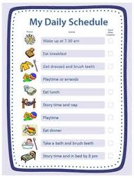 Daily Routine Chart For 5 Year Old 25 Best Toddler Behavior Charts Images Toddler Behavior