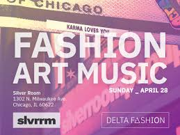 Event Flier Fashion Week Event Flier By Adomas Tautkus On Dribbble